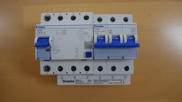 Installtionssatz CEE-Dose 16A für Wallboxbetrieb